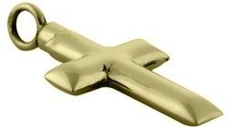 ashanger kruis goud