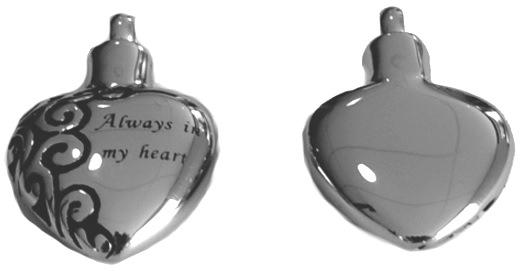 waar hartvormige ashanger met tekst kopen