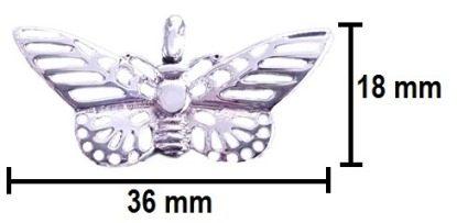 ashanger open vlinder assieraad