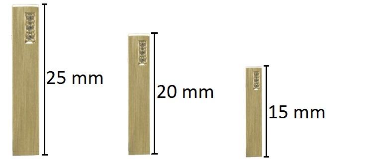 ashanger gouden rechthoek assieraad