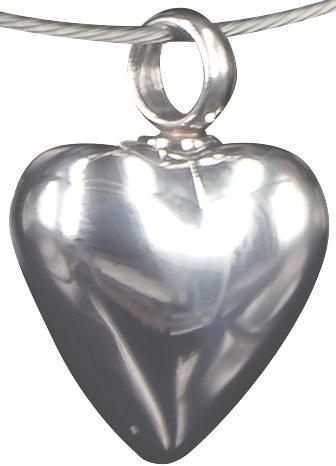 ashanger zilver hart te koop